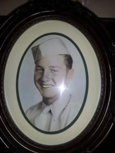 Jack Abernathy in 1943